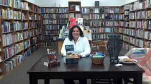 Book Signing, Summer 2013