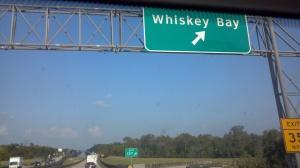 Whiskey Bay, Louisiana