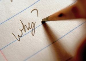 Why do you create?