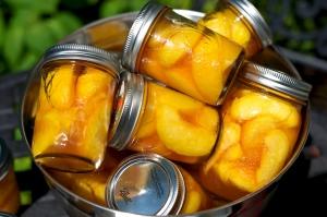 Recipe for peach cobbler