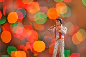 Christmas memories of my dad and Elvis
